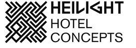 Logo HEILIGHT HOTEL CONCEPTS