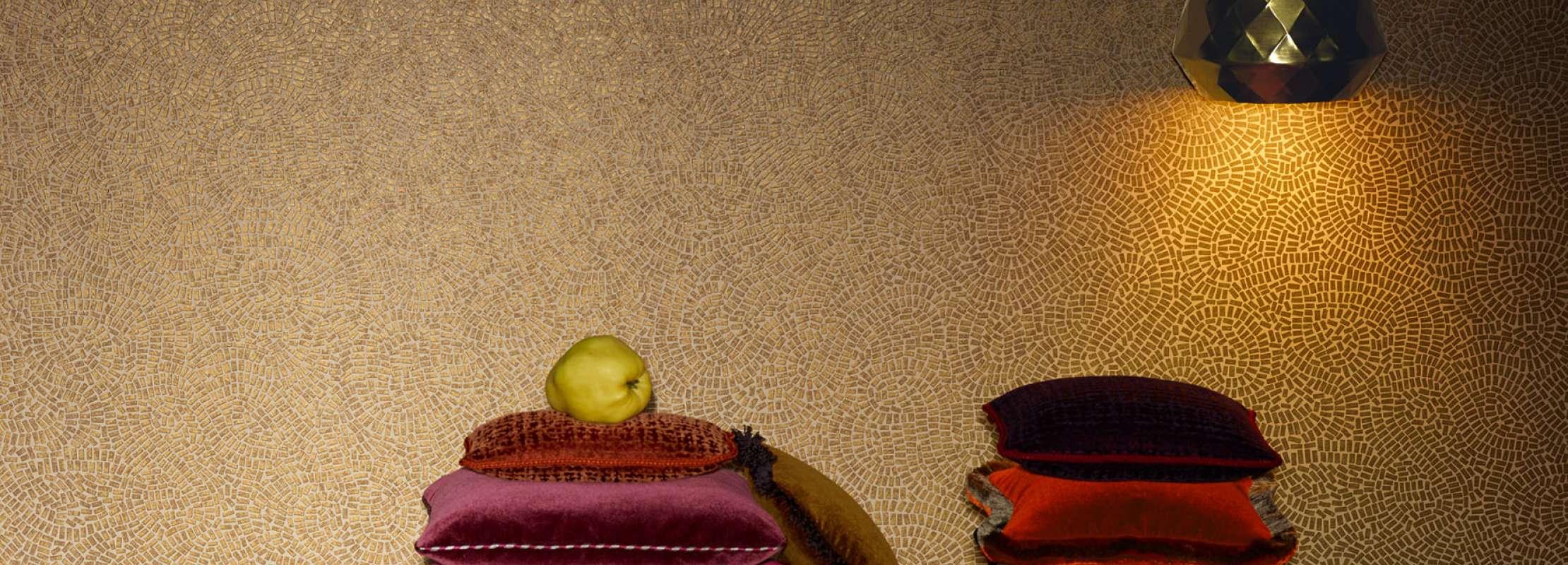 Teppiche, Tapeten, Textilien U2013 Das Revival Der Stoffe Im Wohnbereich