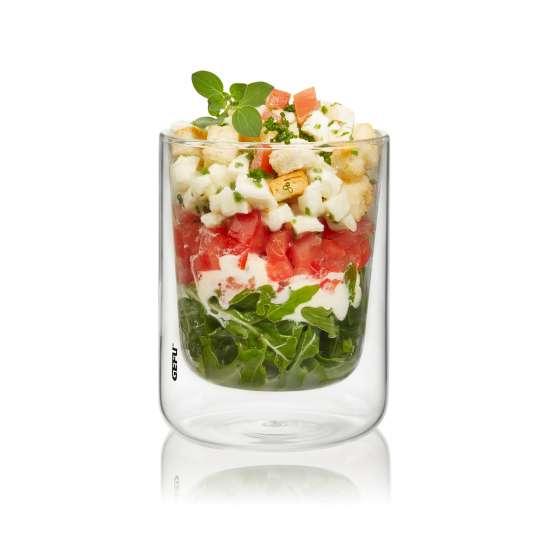 GEFU - MIRA Salatglas, 235 ml