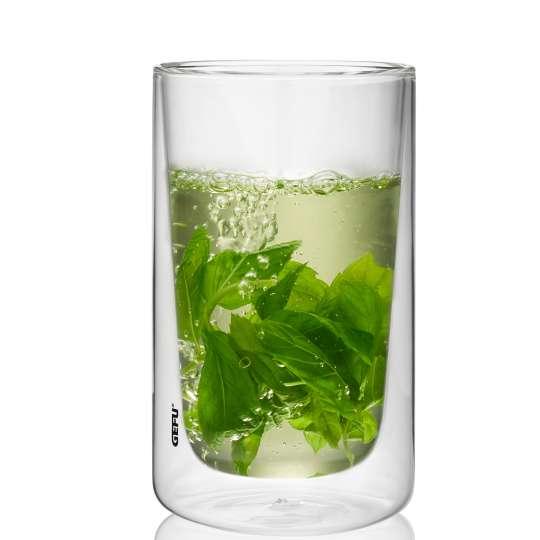 GEFU - MIRA - Minzwasser-Glas, 350 ml