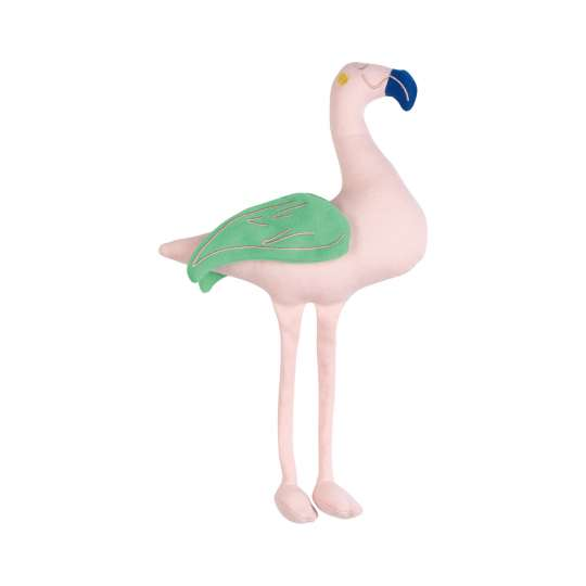ASA Emma & Friends 74793314 Kids Stofftier Flamingo