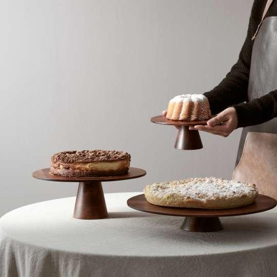 ASA Wooden-Food-Stands-2-er-Set