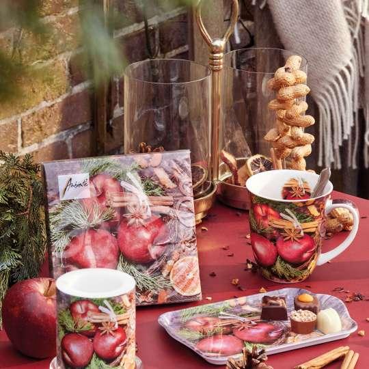 Ambiente - Winter Apples - Kollektion - Servietten