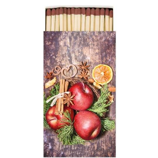Ambiente - Winter Apples - Streichhölzer