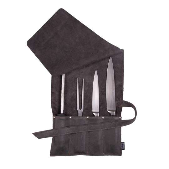 Brickwalls and Barricades The Savage Pouch Messerbeutel Grey FS