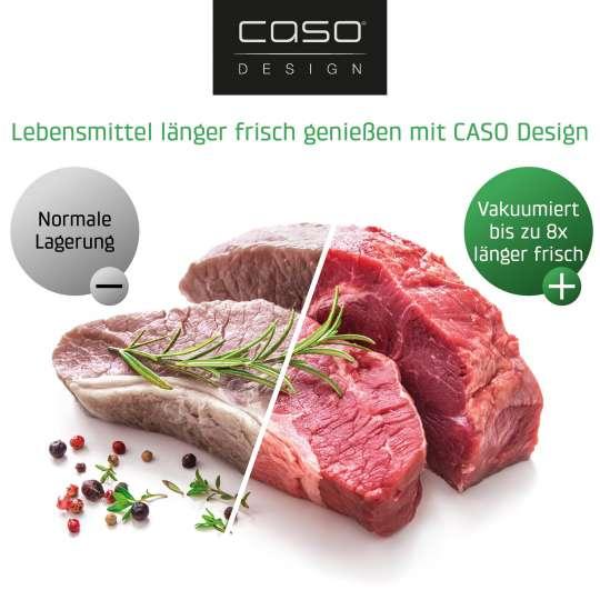 CASO Design - Lebensmittel länger frisch halten