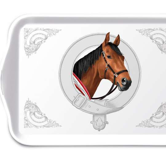 "Ambiente Design Kollektion ""Classic Horse""  Tablett - 13714995.jpg"