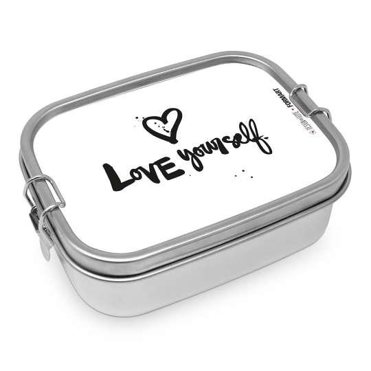 Design at Home Brotdose - LOVE YOURSELF