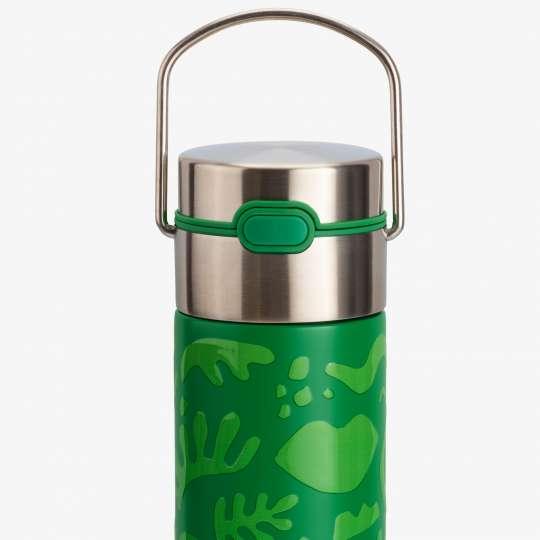 Eigenart – Flasche LEEZA OPERA grün 4260082938141