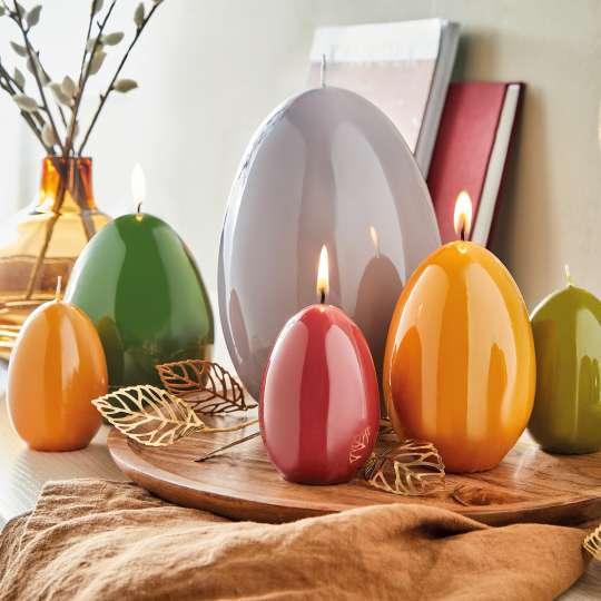 Engels Kerzen: Osterei Objektkerzen