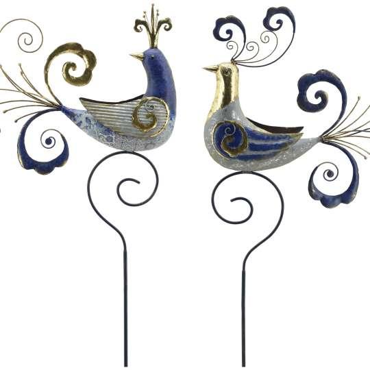 Exner Vogel mit Stick ArtFerro, 260234