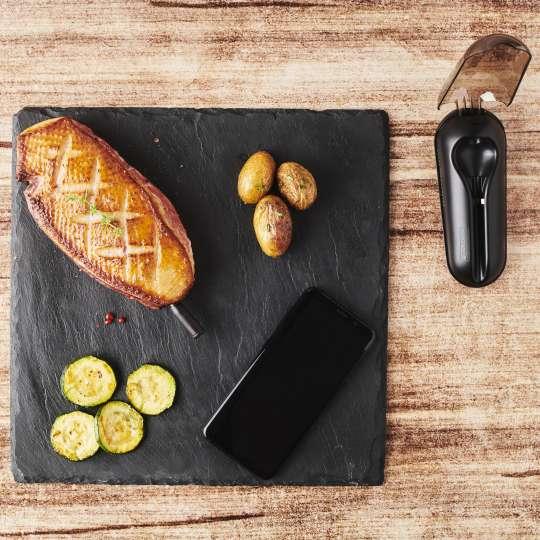 Mastrad MEATIT+ F74380 – in Gänsebrust auf dem Teller