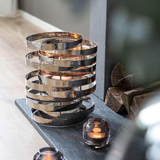 Fink-Living/146123-MIRAGE-Windlicht-mit-Glas-deko