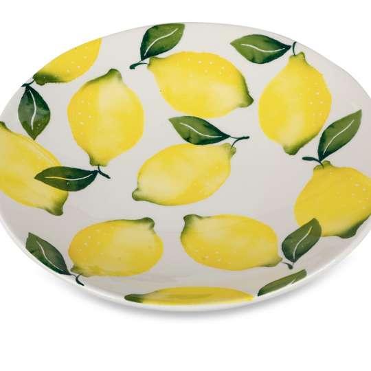 Formano Lemon Garten - Schale flach