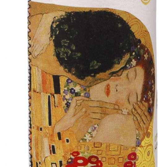 Goebel-Porzellan-Glasflasche-Artis-Orbis-Gustav-Klimt-67061491