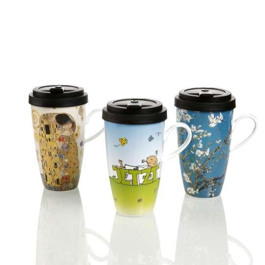 Goebel-Porzellan-Mugs-To-Go-Artis-Orbis-Yogi