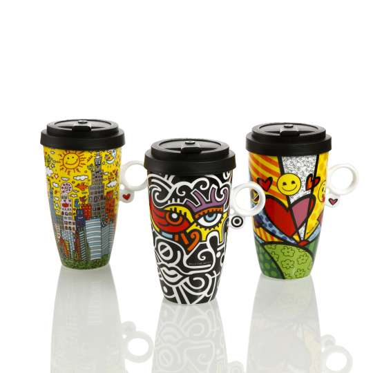 Goebel-Porzellan-Mugs-To-Go-Pop-Art