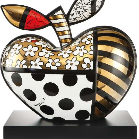 goebel-Porzellan-Pop-Art-Britto-Golden-Big-Apple-