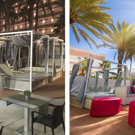 HEILIGHT HOTEL CONCEPTS-COOEE Anamar chillout