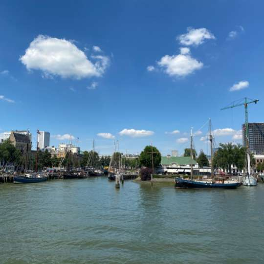Hafenrundfahrt Rotterdam2