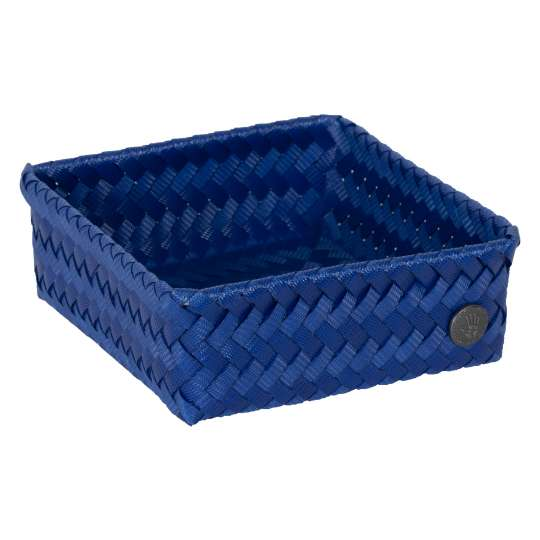 Handed By - FIT square 18 - Cobalt blue