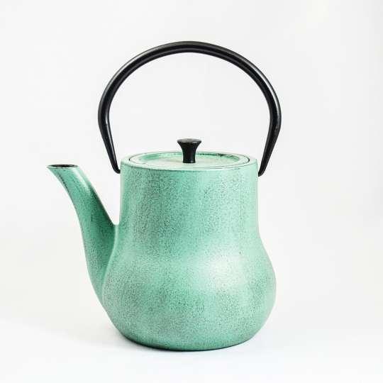 ja-unendlich: Frühling / Teekanne Mint - schmal