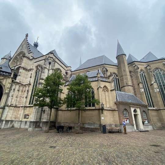 Kathedrale in Nijmegen