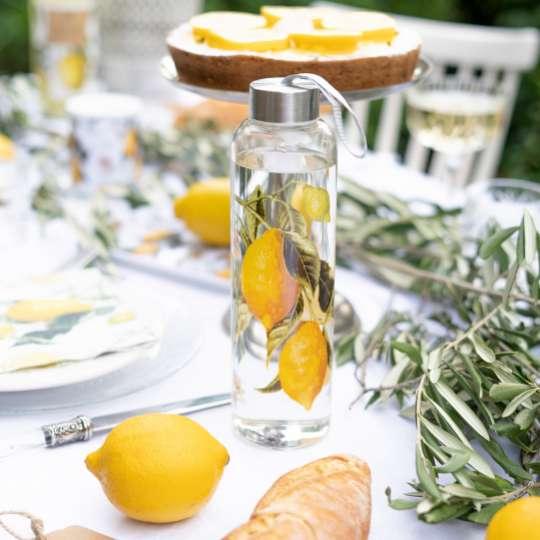 Ambiente - Lemon - Glasflasche 18914990
