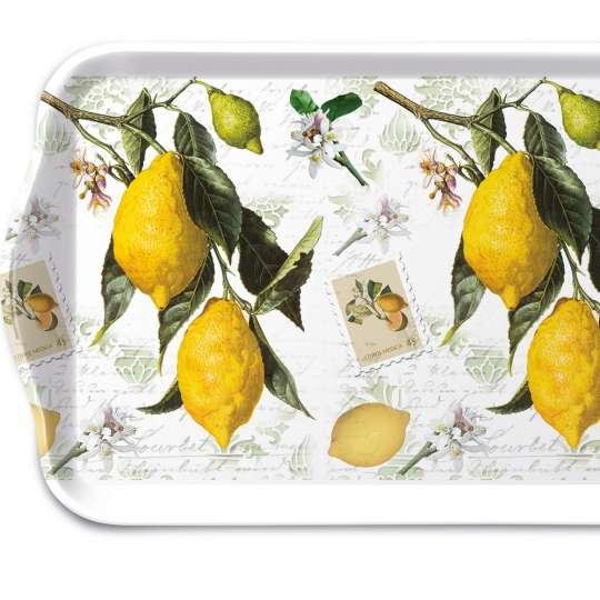 Ambiente - Lemon - Tablett 13714990