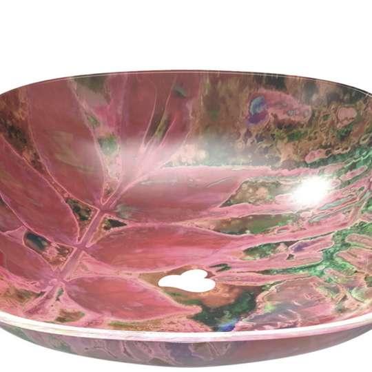 Leonardo - Calmo - Schale 10 Blätter
