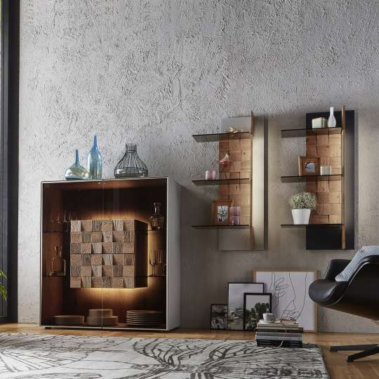 LEONARDO living - LIV Sideboard und Regalelemente
