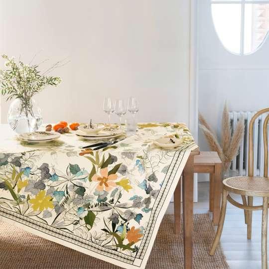 Linvosges - Tischdecke Blütezeit