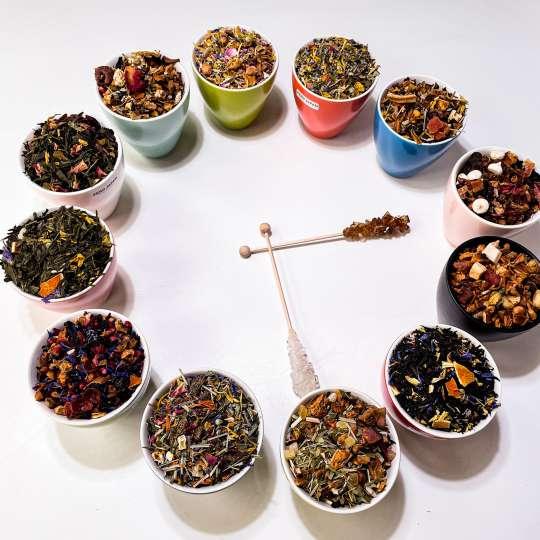 Nibelungentee - große Teeauswahl