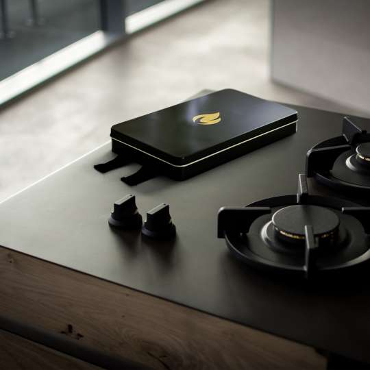 Nordic Flame Löschdecke in Design Box