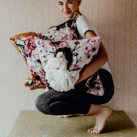 Kissenhüllen Gloria und Antique von pad