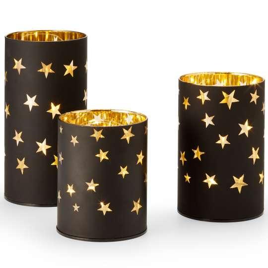 PHILIPPI - LED-Lichter Stjerne - 3 Größen