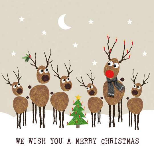 PPD - 3333873 PPD - Christmas Wishes Napkin - Serviette