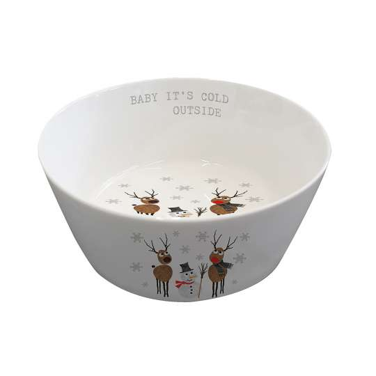 PPD-604132 Cold Outside Trend Bowl