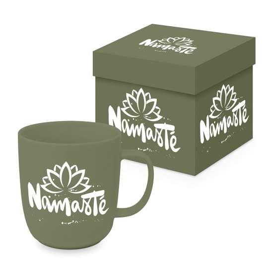 PPD - Matte Mug 0,4l - Namaste