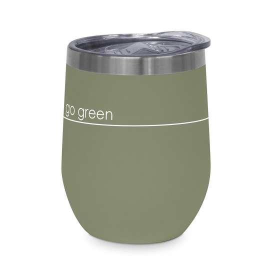 PPD - Thermo Mug 0,35l - Go Green