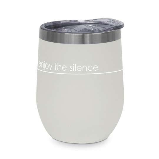 PPD - Thermo Mug 0,35l - Enjoy the silence