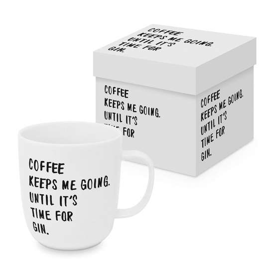 PPD - Matte Mug 0,4l - Coffee & Gin