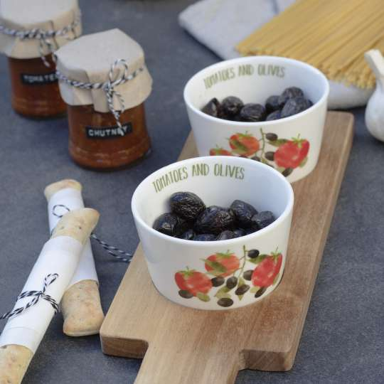 PPD Tomatoes&Olives Dip set nature