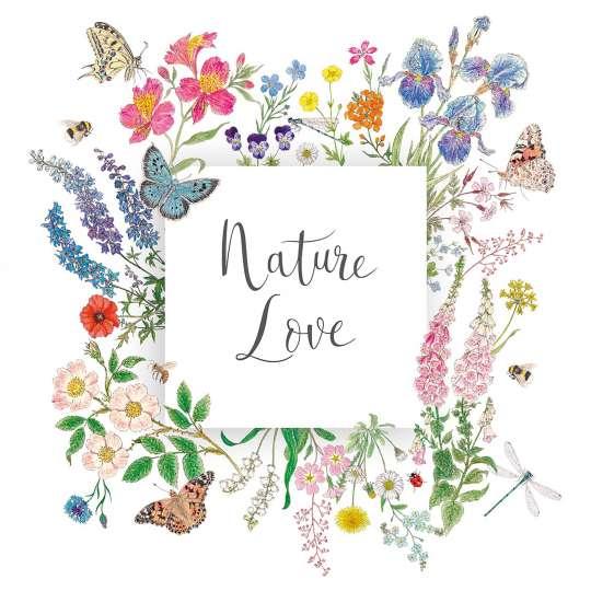 PPD 1334029 Nature Love Napkin