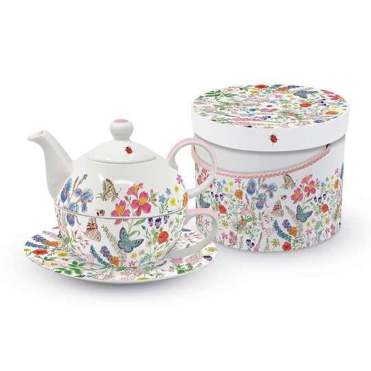 PPD 604373 Nature Romance Tea 4 One Gift Box