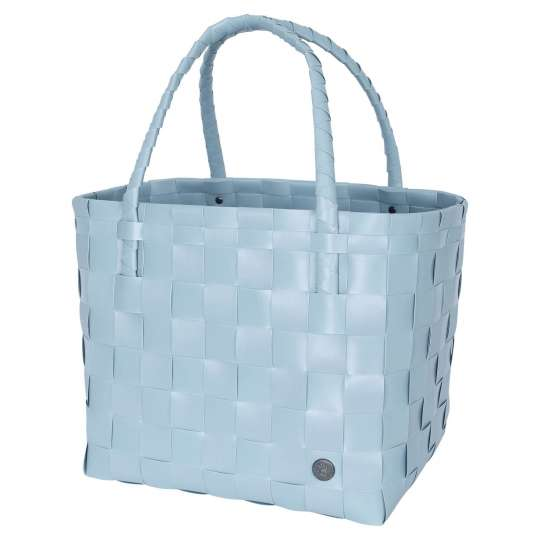 Handed by - PARIS Shopper - faded blue