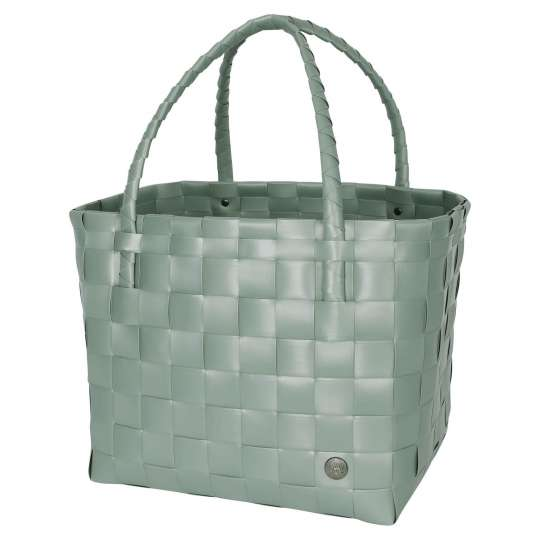 Handed by - PARIS Shopper - sage green
