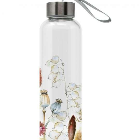 "Ambiente Kollektion ""Potpourri""Glasflasche"