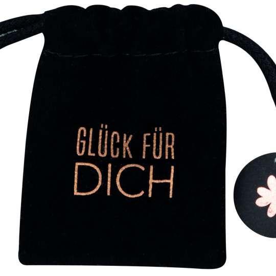 90186- Glückssäckchen. Glückskleeblatt. von Räder