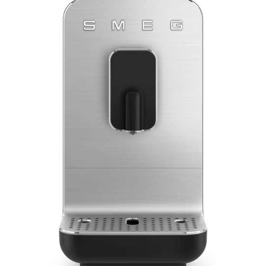 SMEG - Kaffeevollautomat BCC01BLMEU schwarz - frei